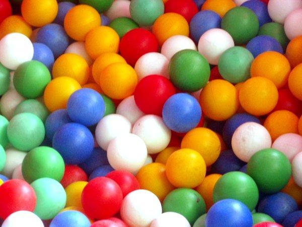 Balls & Colors