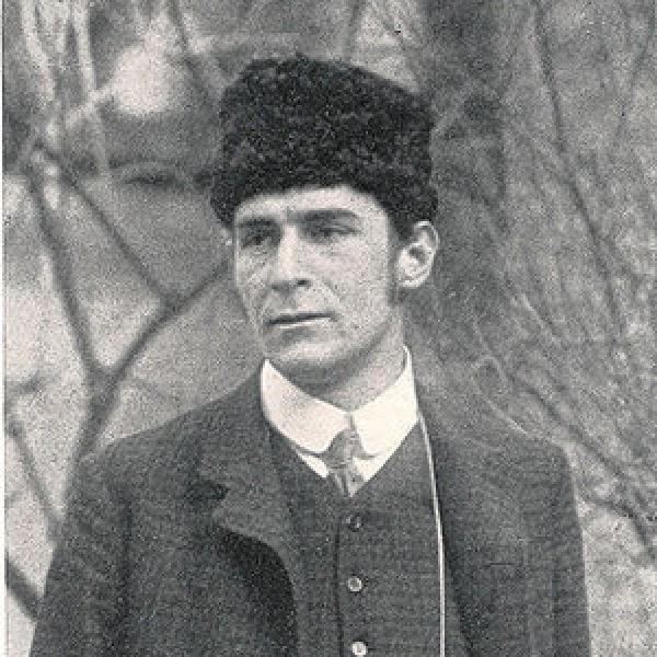 Franz Marc 1910 (Bild © Wikimedia Commons)