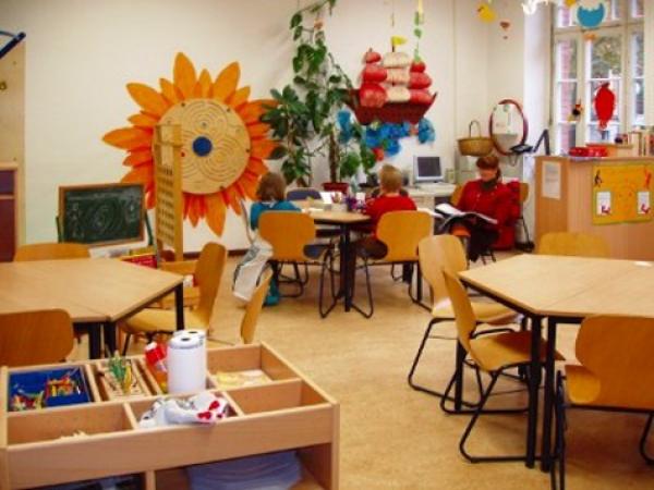 Die Schatzinsel der FMG (Schulstation – Bild © FMG)