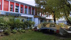 Die Filiale mit dem Hort (Bild © FMG)