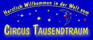 Circus Tausendtraum (Grafik © Circus Tausendtraum)