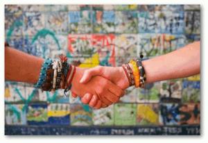 Frieden (Bild © Jeff Bauche (greenaction.de))